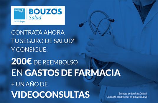 Sanitas Cangas - Bouzós Salud